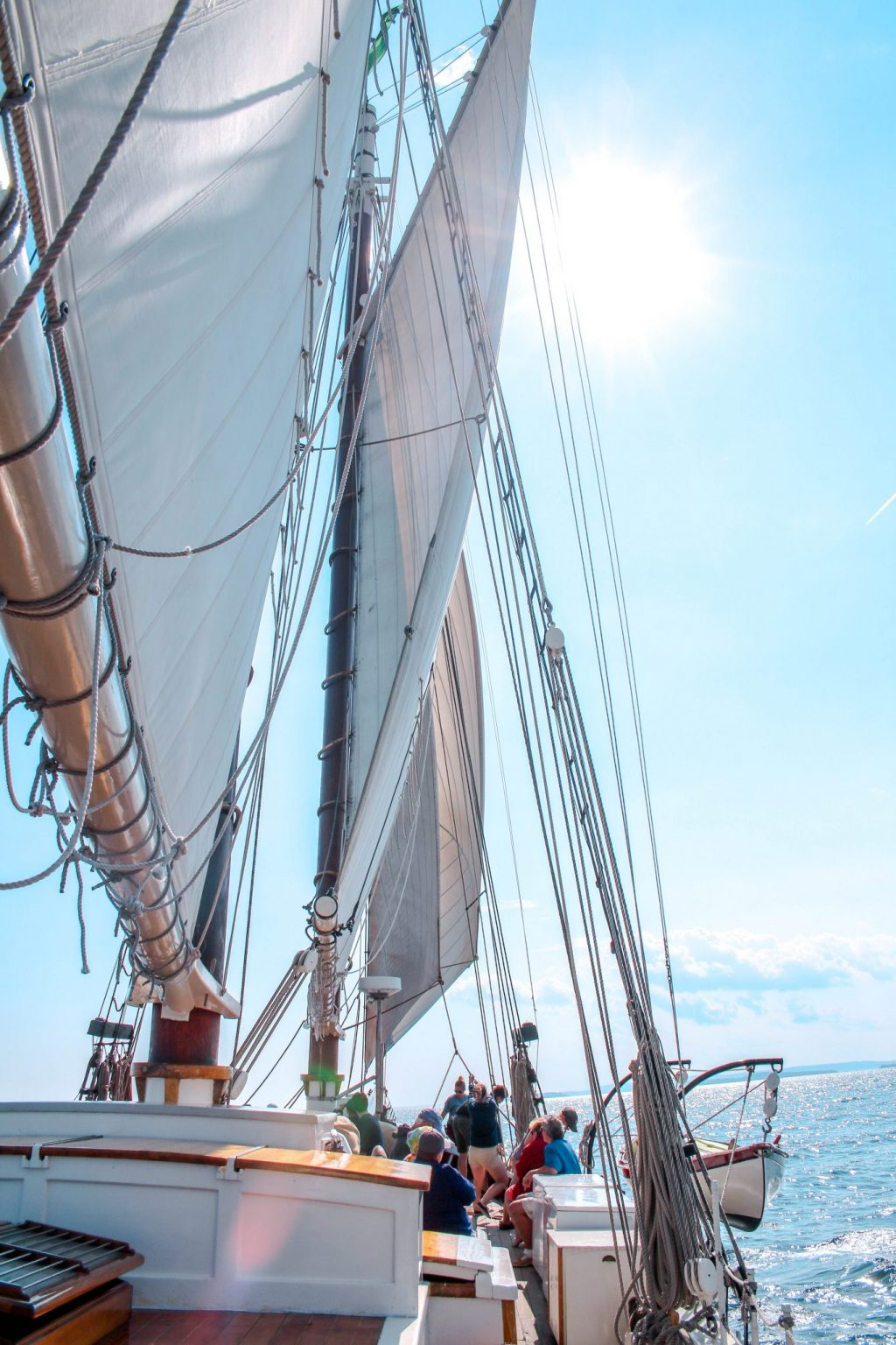 20 Tips For a Maine Windjammer Cruise