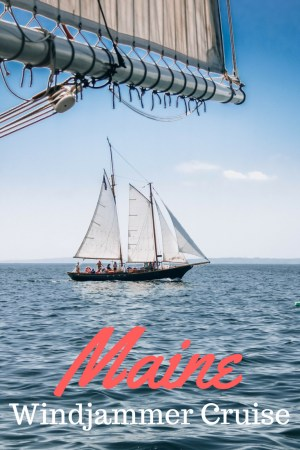 20 Tips for a Maine windjammer cruise! Know what to expect and what to pack.