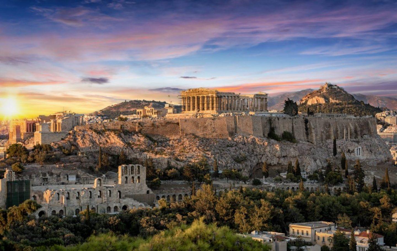 European Bucket List Greece - The Acropolis in Athens