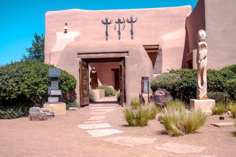 Museum Hill Santa Fe New Mexico