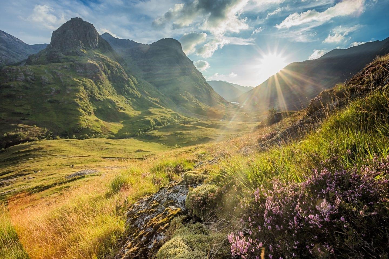 European bucket list destination: Scottish Highlands