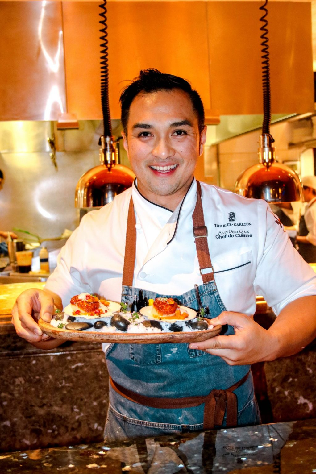 Chef's Table at West End Bistro in Washington, D.C. with Chef Alvin Dela Cruz