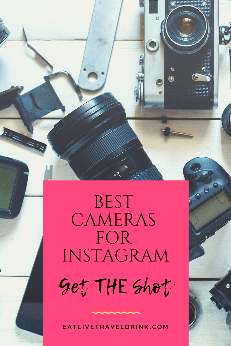 Best cameras for Instagram - what you should use to get THE shot!