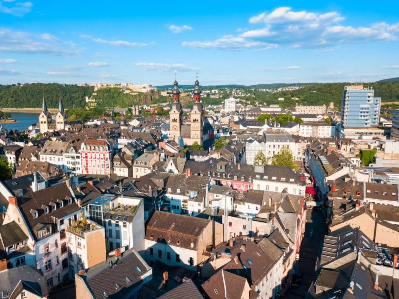 Beautiful Cities In Germany: Koblenz Germany