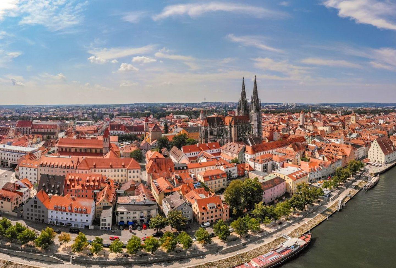 Beautiful Cities In Germany: Regensburg