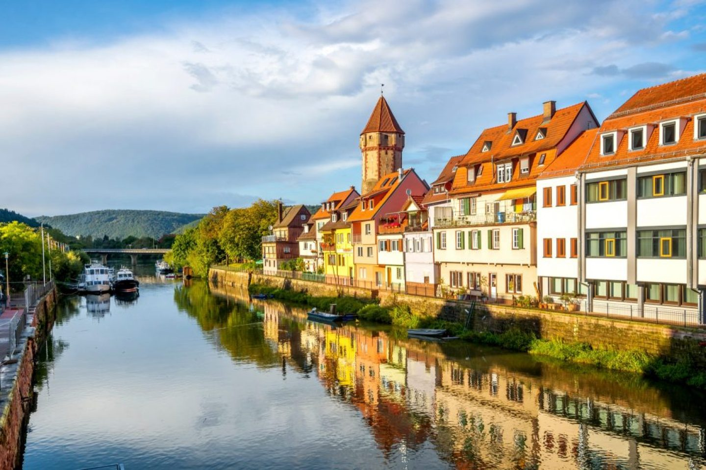 Beautiful Cities In Germany: wertheim