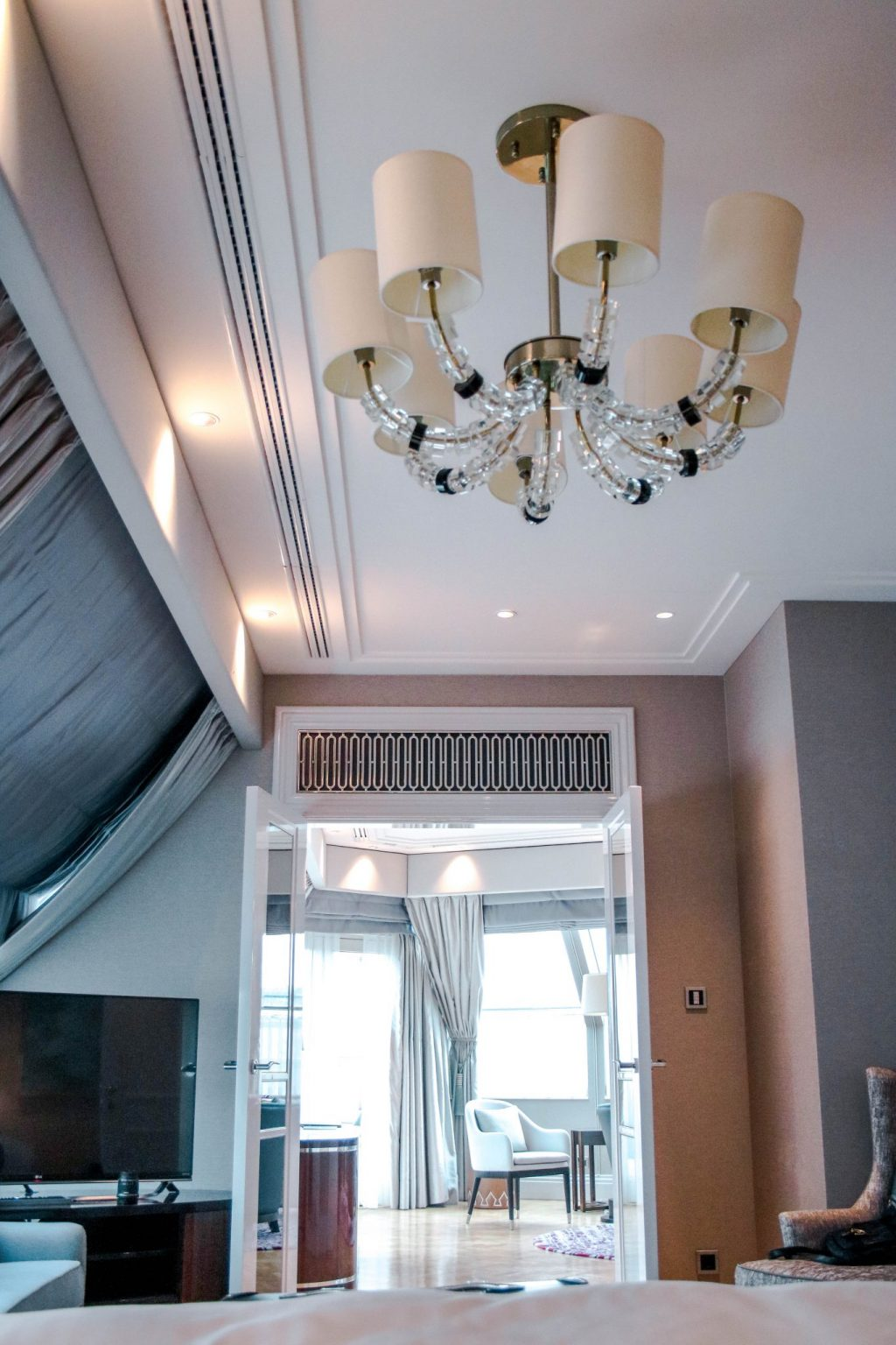 Where To Stay In Budapest: A Luxury Getaway at The Ritz Carlton Chairman Suite
