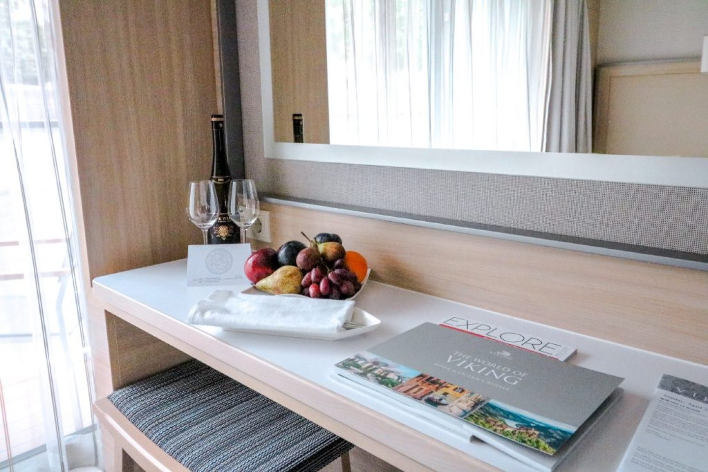 Viking Grand European Tour stateroom