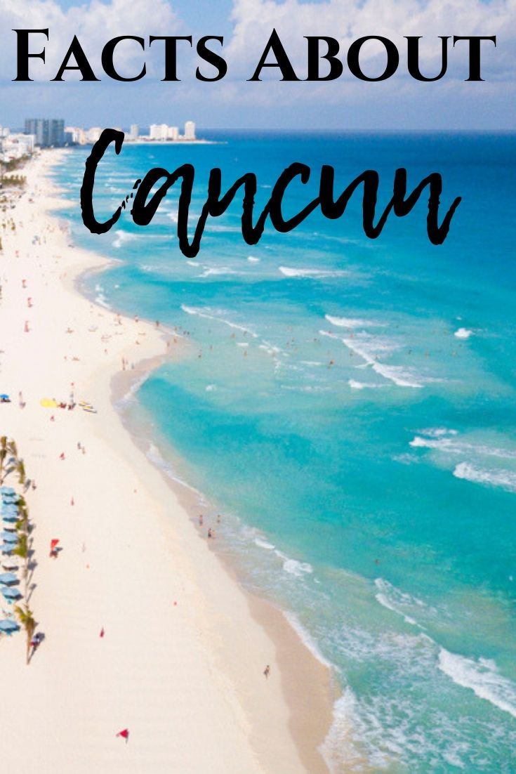 cancun facts