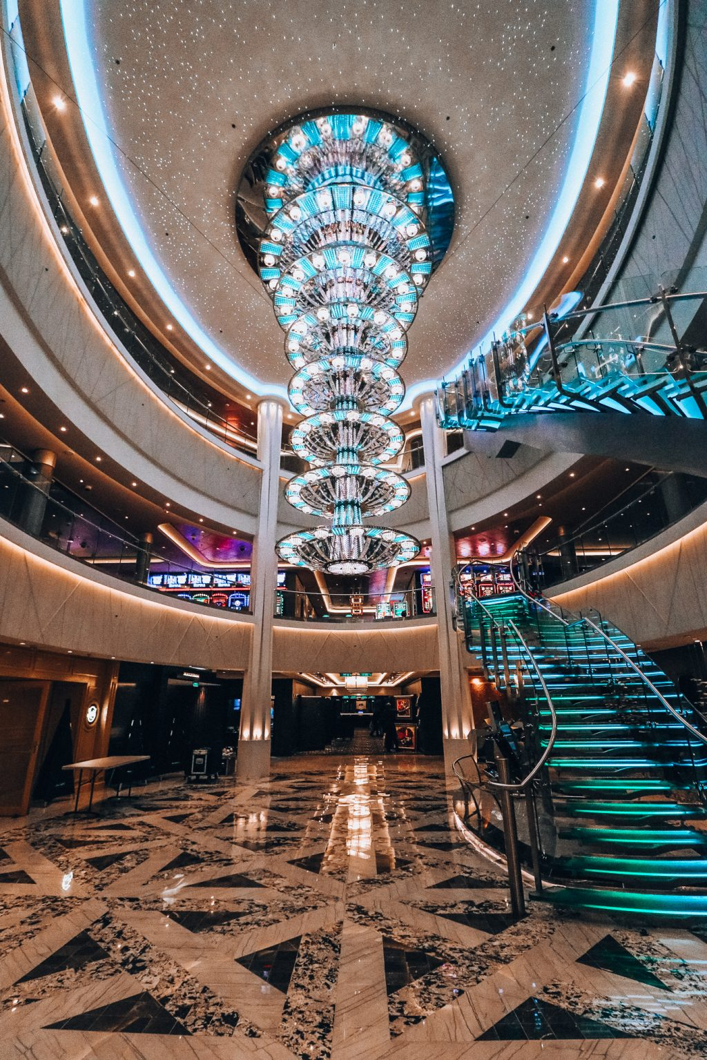 norwegian joy ocean place