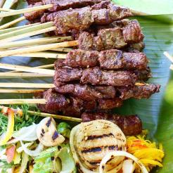 Private island dining in Davao