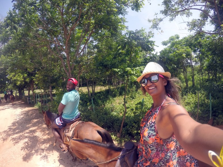 Jeep Tour Excursion, horse back riding
