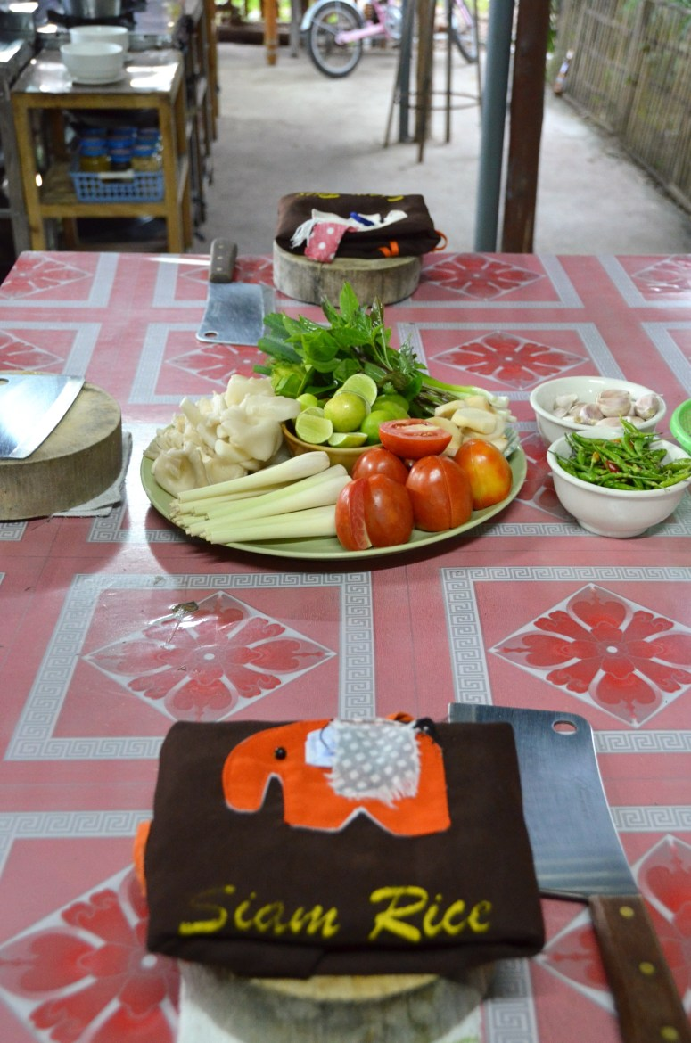 Chaing Mai: Siam Rice Cooking Class