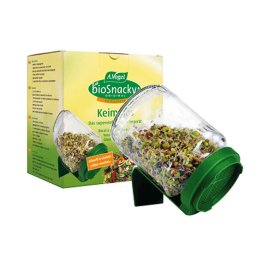 biosnacky seed jar sprouter