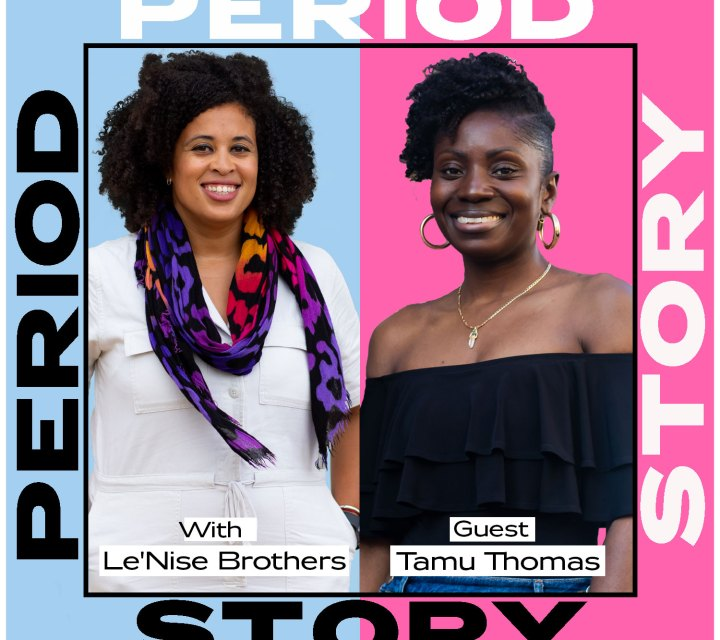 Period Story Podcast, Episode 5, Tamu Thomas