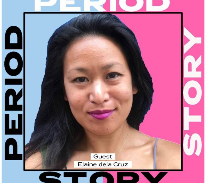 Period Story Podcast Episode 22 Elaine dela Cruz
