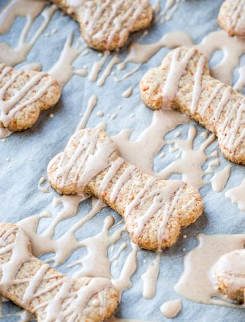 A Simple and Flavorful Dog Biscuit