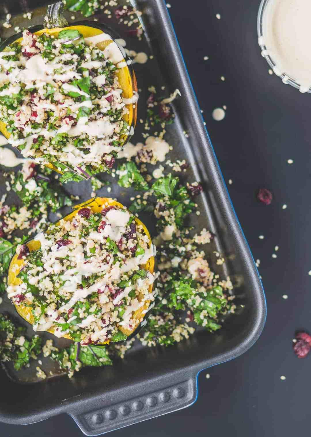 Simple-Healthy-Stuffed-Acorn-Salad