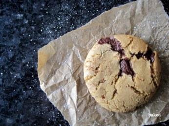 Chocolate Chip Cookies - Photograph: Lauren Roffey
