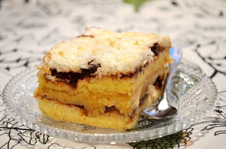 Ciasto chałwowe…