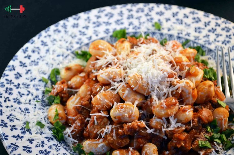 Fasola z mięsem z indyka zamiast spaghetti bolognese? Oczywiście, że tak! :)