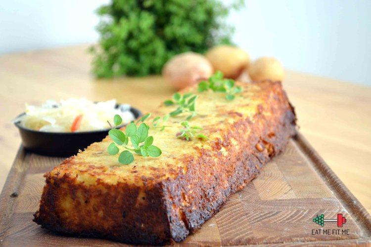 Babka ziemniaczana rodem z Podlasia – tradycyjny przepis na wyjątkową zapiekankę ziemniaczaną