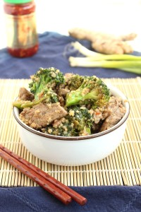Beef Broccoli Quinoa Stir Fry 2