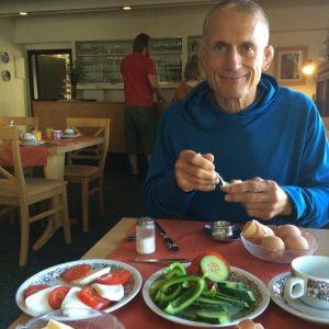 Steve Maxwell Diet - Salad & Eggs