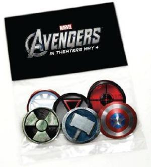 Avengers-buttons