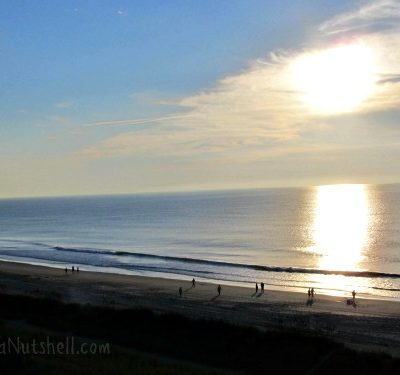 Hampton-Inn-oceanfront-myrtle-beach-sunrise