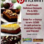 Kraft-Foods-Delicious-Desserts-Pin-and-Win-Sweepstakes