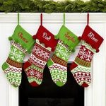 Personal Creations personalized stockings