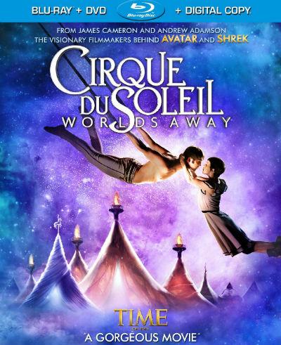 Cirque du Soleil Worlds Away image