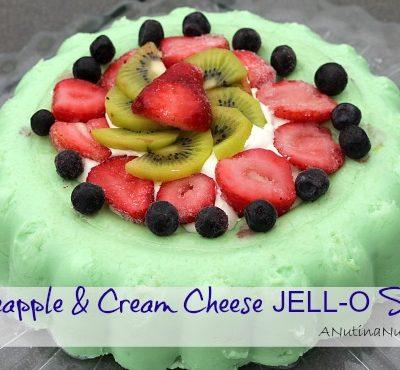 jello salad in mold