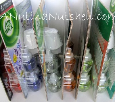 Air Wick fragrances