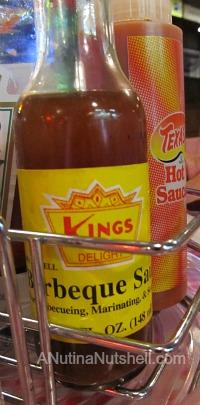 Sauce and North Carolina