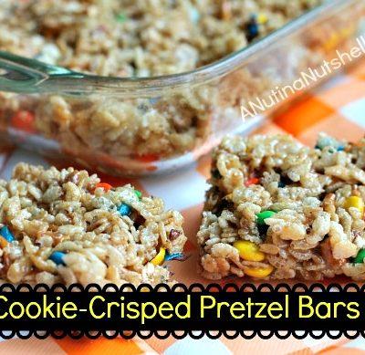 pretzel bar crisps