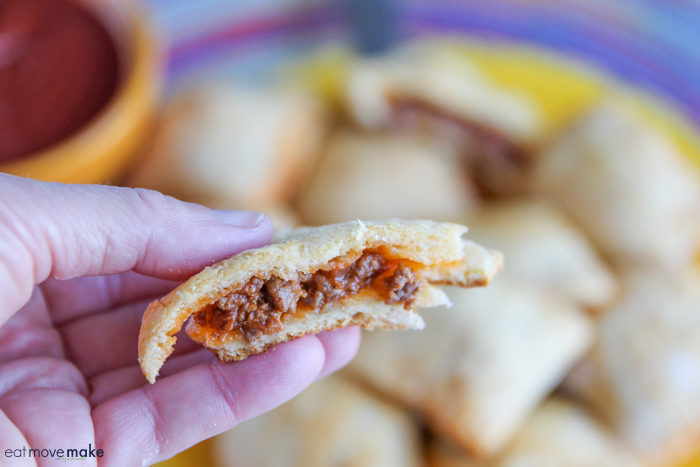 sloppy joe bites inside