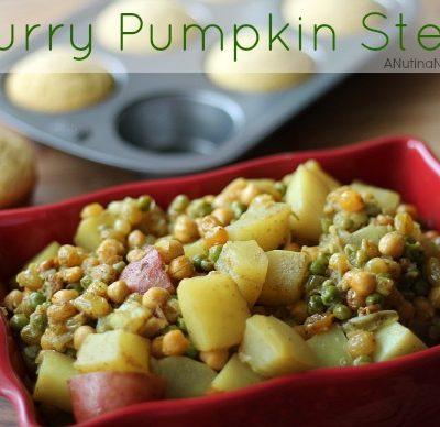 curry pumpkin stew