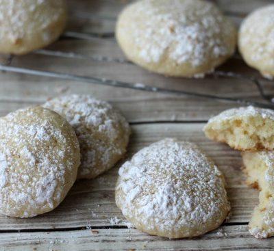 lemon jumble cookies