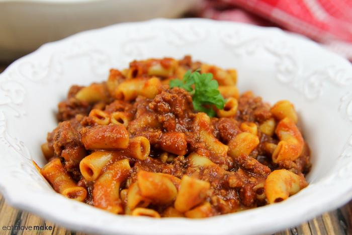 easiest chili mac recipe