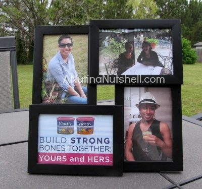 Viactiv photo frame
