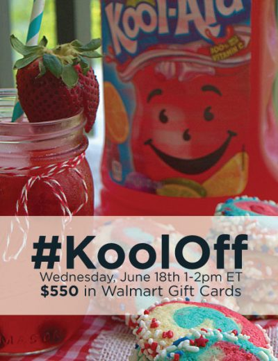 Koolaid twitter party banner