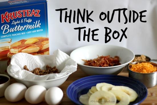 flapjack breakfast bake ingredients