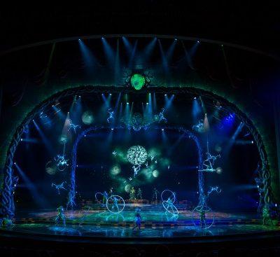 Zarkana show