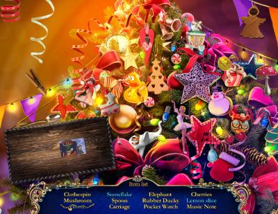 big fish game screenshot