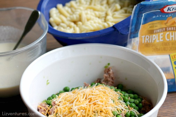 how to make corned beef and noodles casserole
