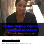 Online dating tips and common mistakes