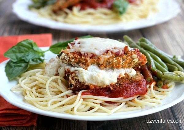 Turkey Parmesan with Ricotta Prosciutto Stuffing_recipe