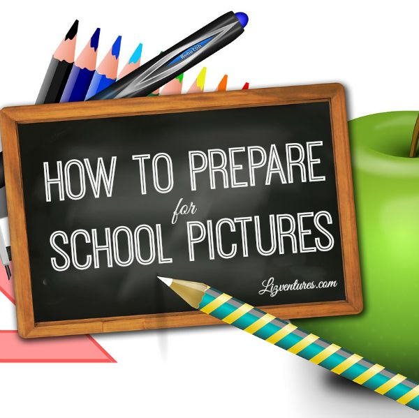 How To Prepare For School Pictures